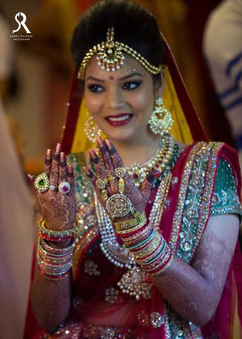 Awaiting the Grand Celebration by Samuel Rasoori Photography Wedding-photography | Weddings Photos & Ideas