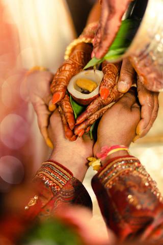 The Sacred Bond by Samuel Rasoori Photography Wedding-photography | Weddings Photos & Ideas