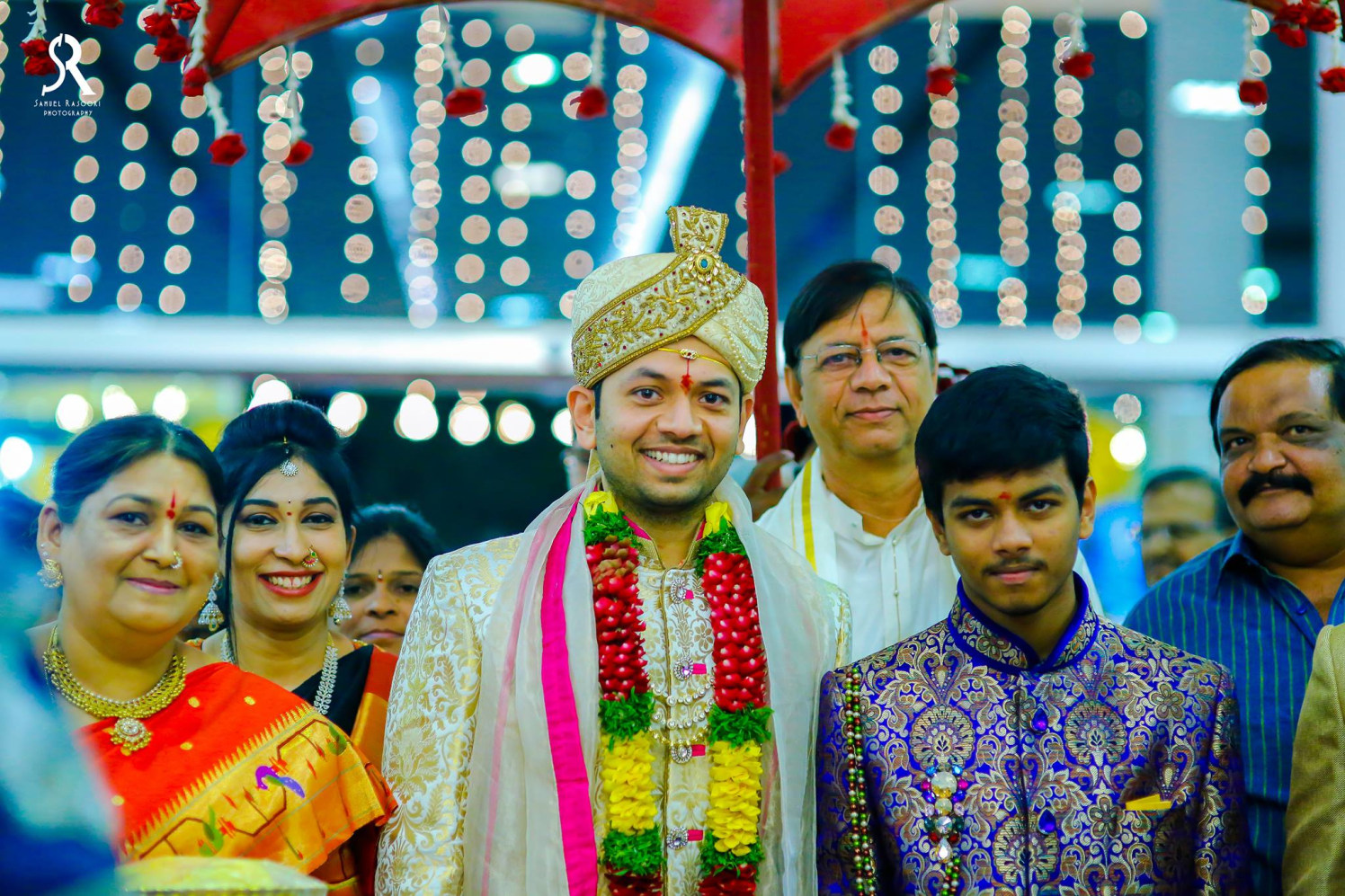 The Traditional Family by Samuel Rasoori Photography Wedding-photography | Weddings Photos & Ideas