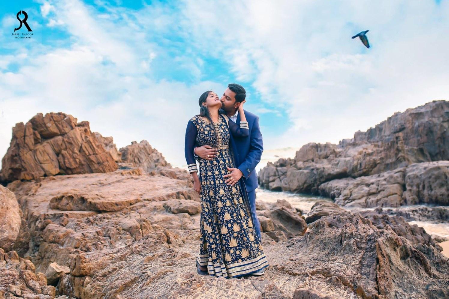 Romancing on the Rocks by Samuel Rasoori Photography Wedding-photography   Weddings Photos & Ideas