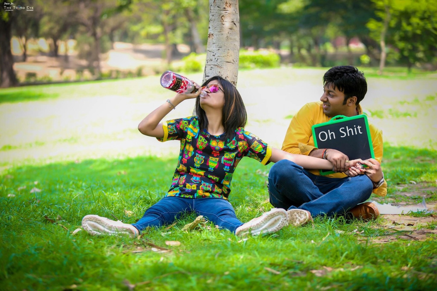 Quirky Pre Wedding Shoot by Salmaan Mustafa Wedding-photography | Weddings Photos & Ideas