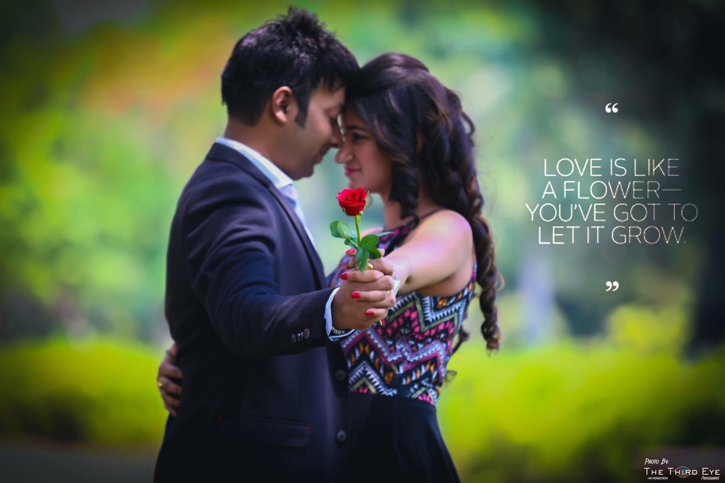 A Stunning Couple Portrait by Salmaan Mustafa Wedding-photography | Weddings Photos & Ideas