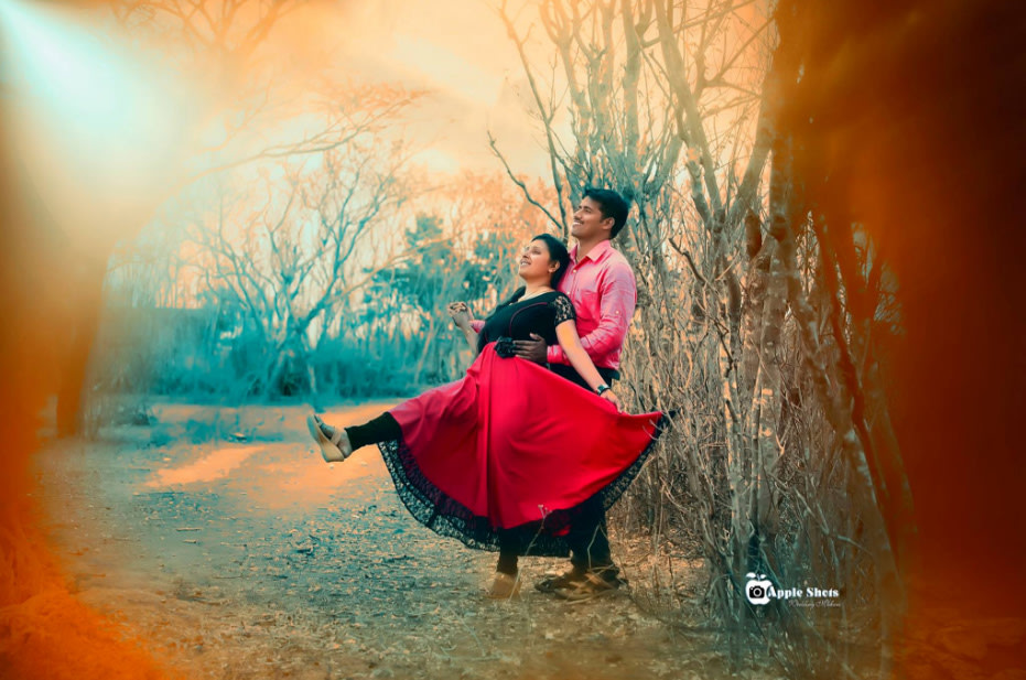 Love in the Wild by Abdul Aneez Wedding-photography | Weddings Photos & Ideas