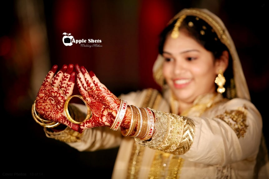 The Bridal Bangle by Abdul Aneez Wedding-photography Bridal-mehendi | Weddings Photos & Ideas