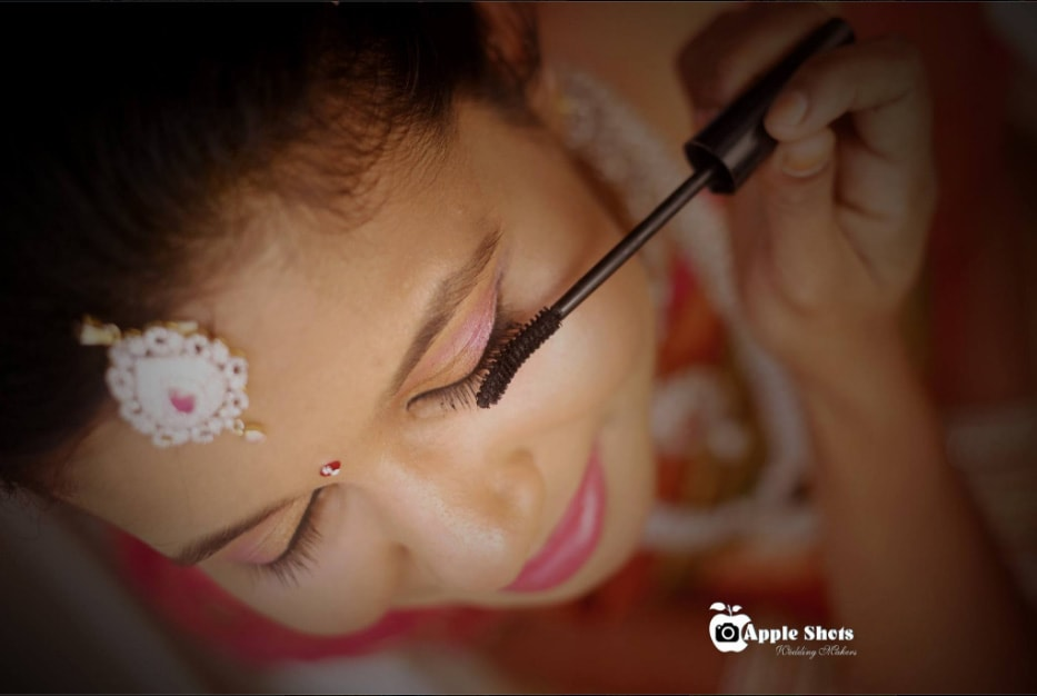 The Last Minute Touch Up by Abdul Aneez Wedding-photography | Weddings Photos & Ideas
