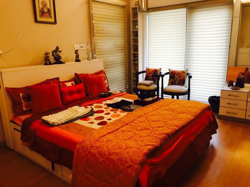 Brightly light  ,Comfortable bedroom by KaSa Vivo Bedroom Contemporary   Interior Design Photos & Ideas