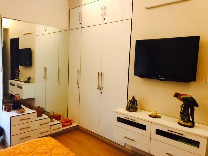 White cupboard by KaSa Vivo Contemporary | Interior Design Photos & Ideas