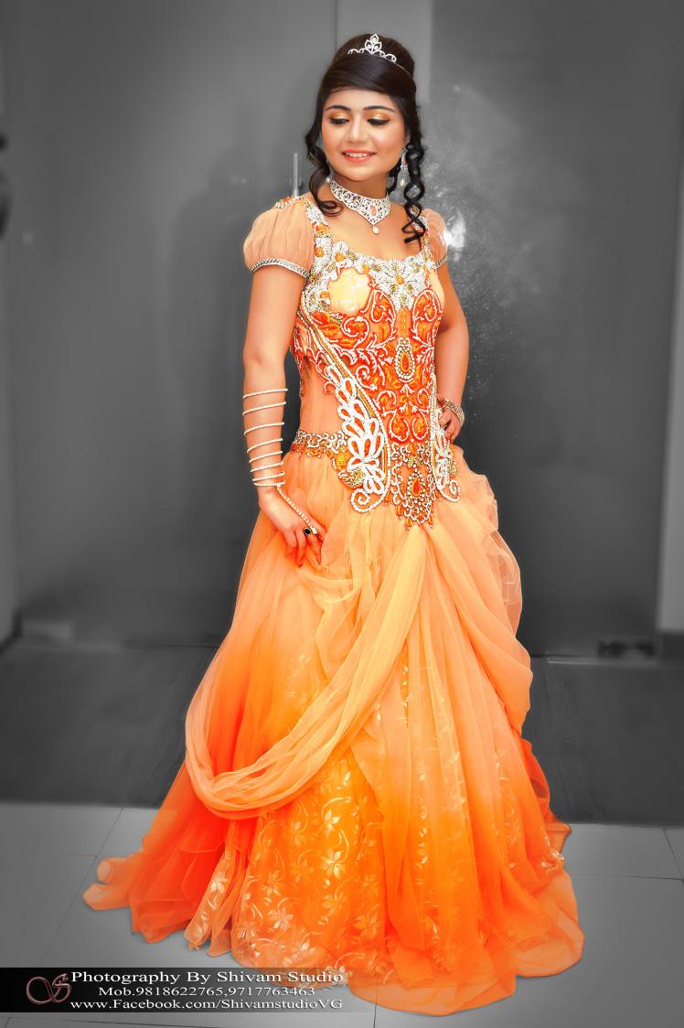 Stellar Bridal Portrait by Shivam Studio Wedding-photography Wedding-dresses | Weddings Photos & Ideas