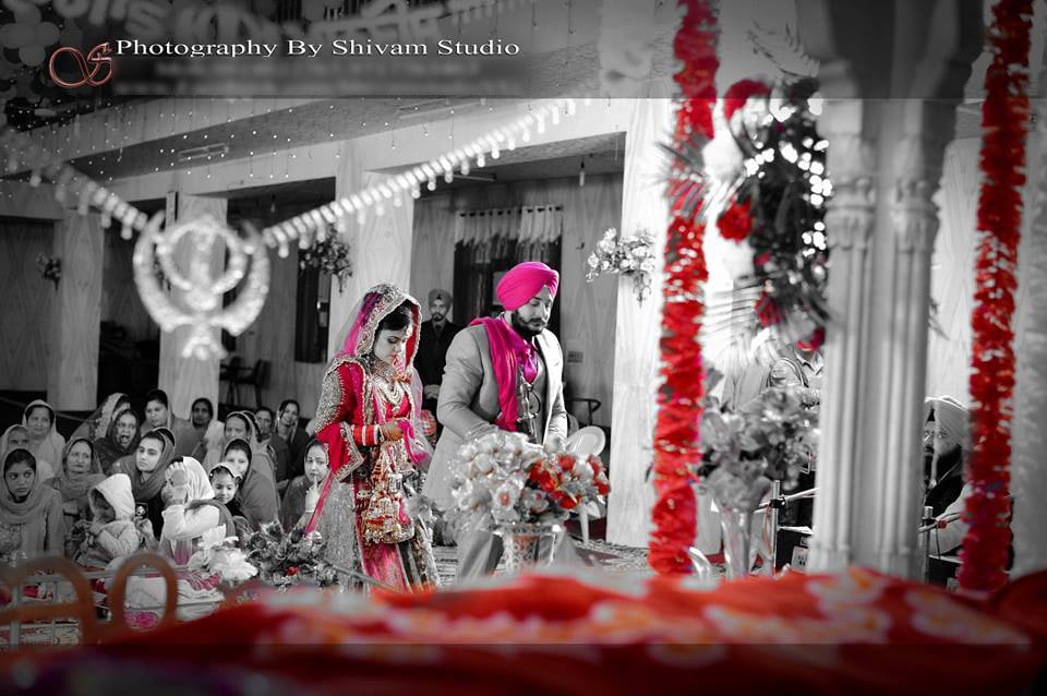 Sikh Wedding by Shivam Studio Wedding-photography | Weddings Photos & Ideas