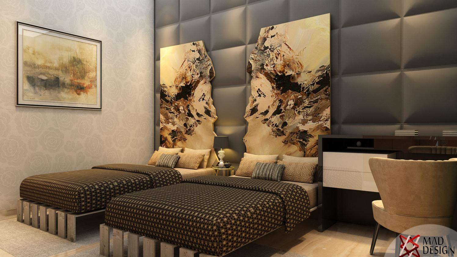Modern Kids Bedroom by Mad Design Bedroom Modern | Interior Design Photos & Ideas