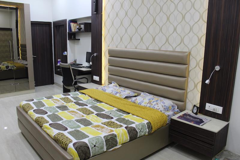 King's Style by Esthetics Interior Bedroom Contemporary   Interior Design Photos & Ideas