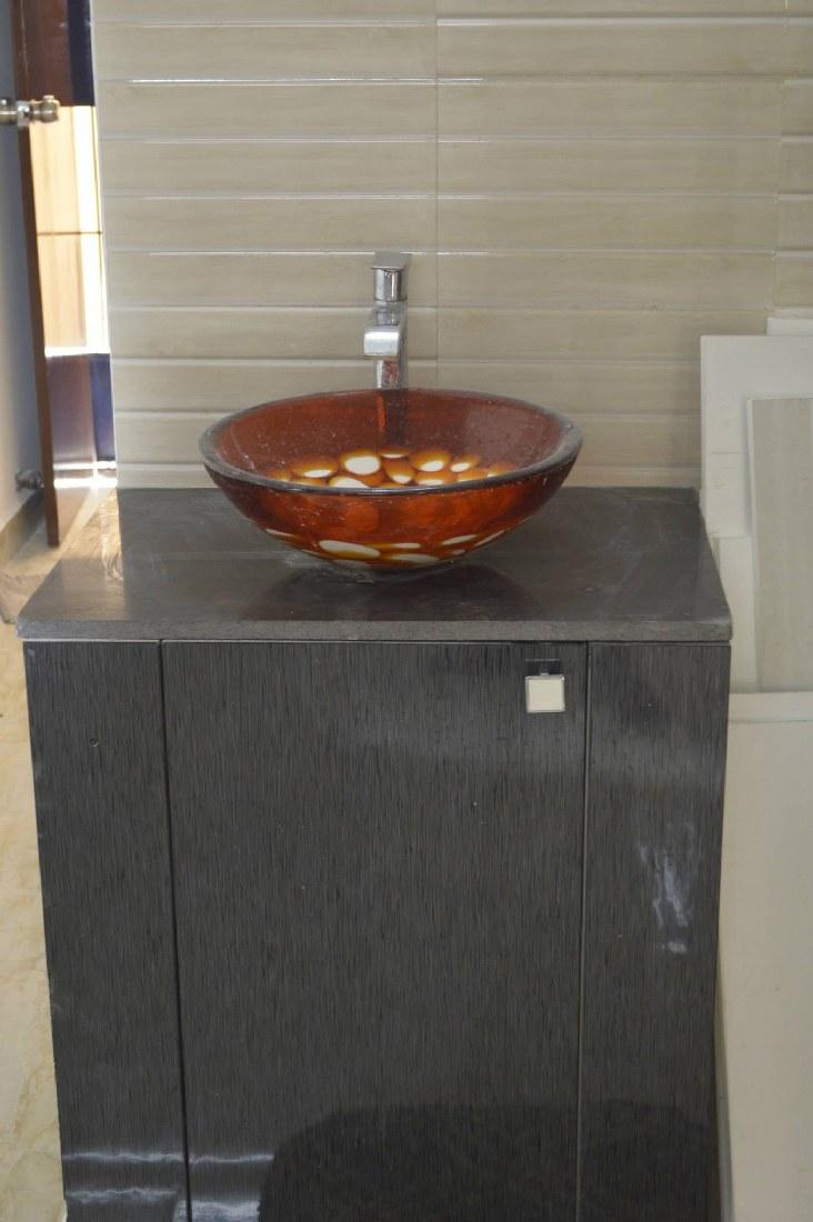 Bathroom fittings ideas by Jogi Societa LLP Bathroom Contemporary | Interior Design Photos & Ideas