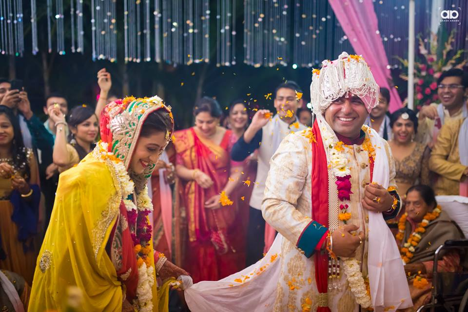 A candid moment in the wedding. by Akash Anand Photography  Wedding-photography | Weddings Photos & Ideas