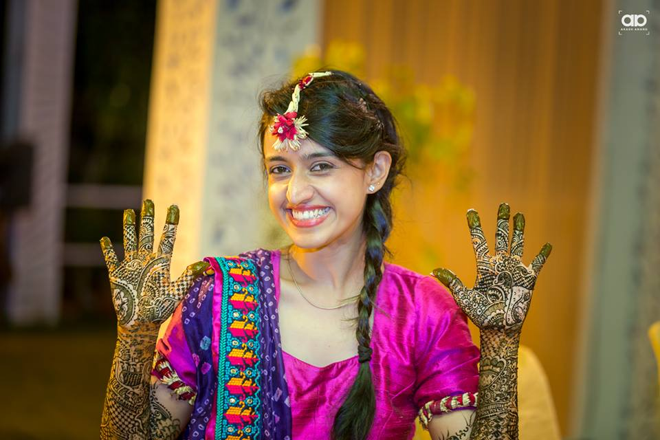 Beautiful mehendi design. by Akash Anand Photography  Wedding-photography | Weddings Photos & Ideas
