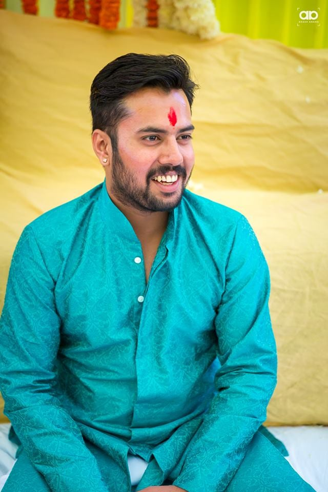 A dashing groom . by Akash Anand Photography  Wedding-photography | Weddings Photos & Ideas