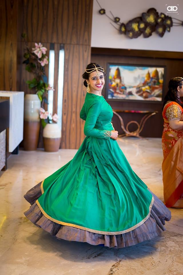 Twirling bride shot . by Akash Anand Photography  Wedding-photography Wedding-dresses | Weddings Photos & Ideas