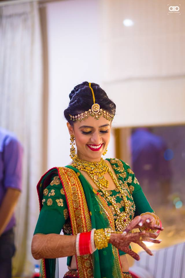 A candid moment of the bride. by Akash Anand Photography  Wedding-photography | Weddings Photos & Ideas