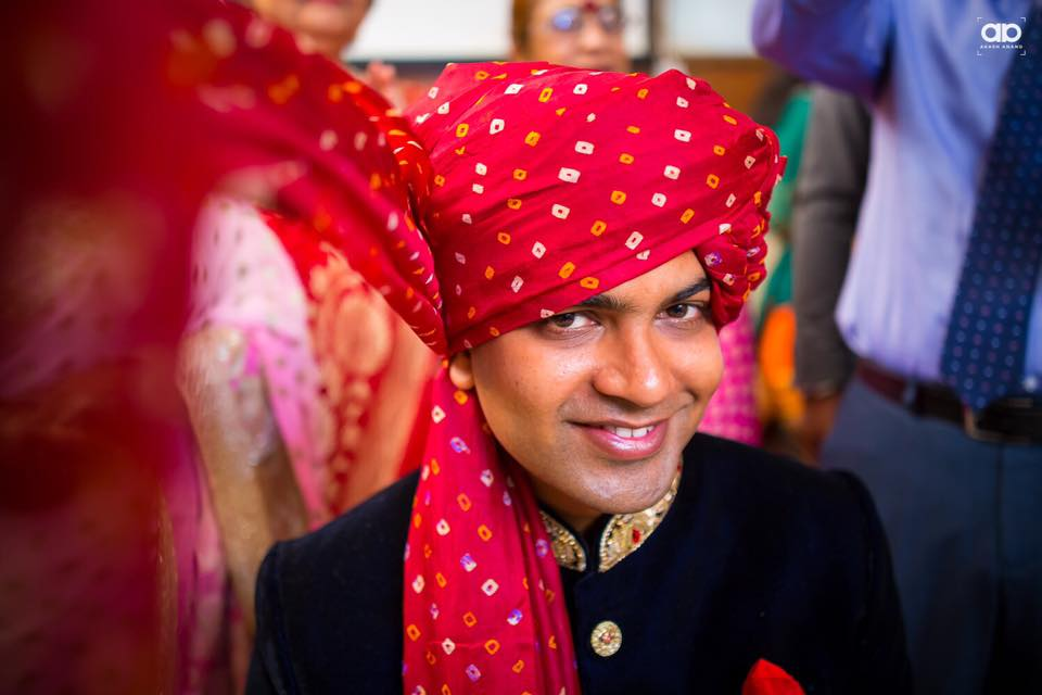 Groom getting ready shot. by Akash Anand Photography  Wedding-photography Groom-wear-and-accessories | Weddings Photos & Ideas