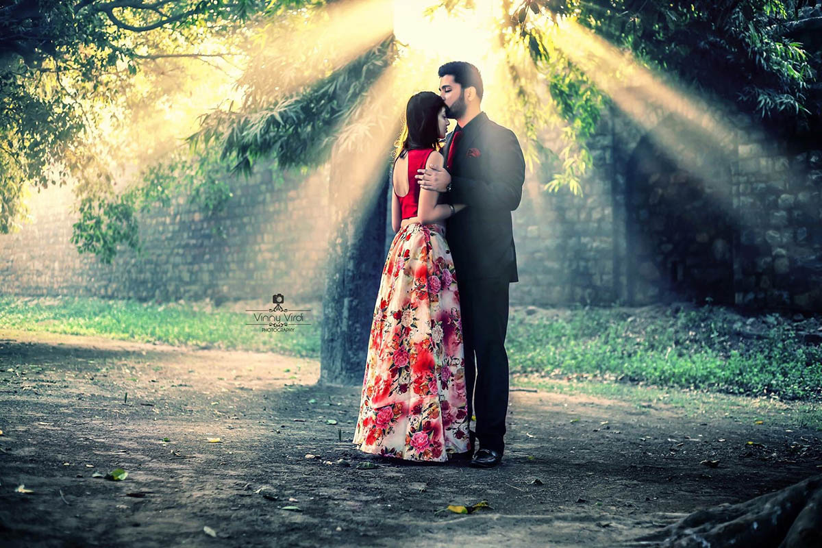 A vibrant pre-wedding shoot. by Vinny Virdi Photography Wedding-photography | Weddings Photos & Ideas