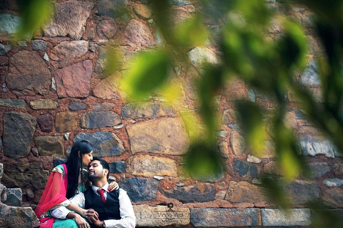 A romantic pre-wedding shoot. by Vinny Virdi Photography Wedding-photography | Weddings Photos & Ideas