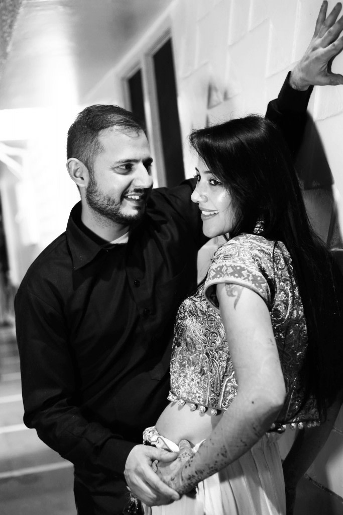 Black and white couple shot. by Vinny Virdi Photography Wedding-photography | Weddings Photos & Ideas