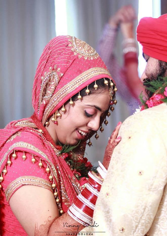Happy bride. by Vinny Virdi Photography Wedding-photography | Weddings Photos & Ideas
