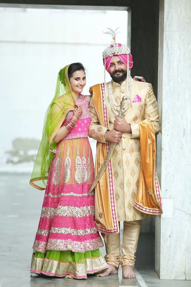 A Regal Duo On Their Wedding Day. by Vinny Virdi Photography Wedding-photography Groom-wear-and-accessories | Weddings Photos & Ideas