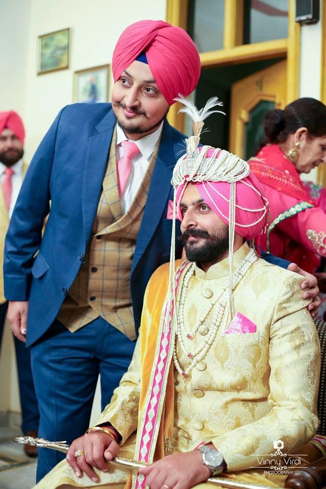 A Groom On His Wedding Day! by Vinny Virdi Photography Wedding-photography Groom-wear-and-accessories   Weddings Photos & Ideas