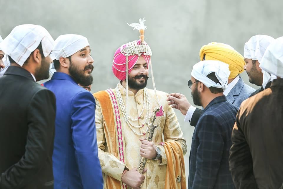 Groom With His Friends. by Vinny Virdi Photography Wedding-photography Groom-wear-and-accessories | Weddings Photos & Ideas