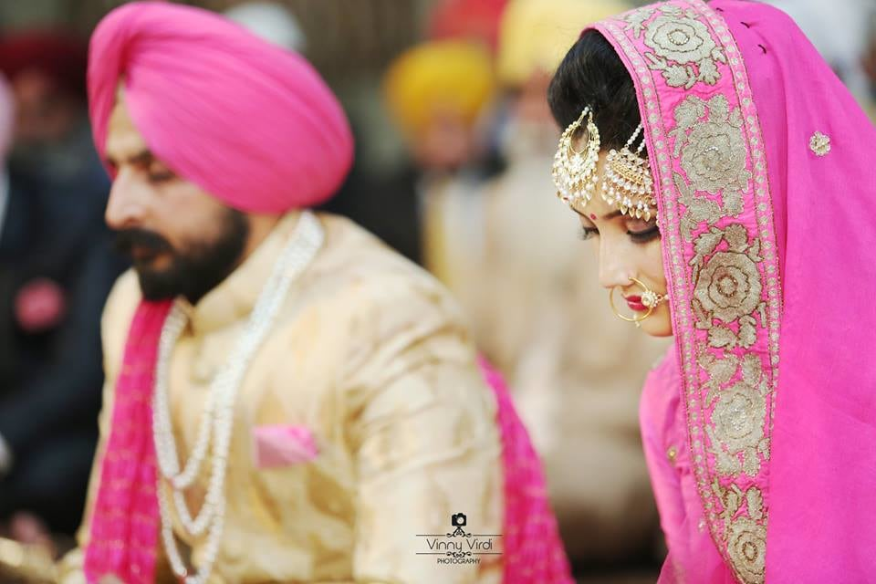 A Stellar Bride On Her Wedding Day. by Vinny Virdi Photography Wedding-photography Bridal-jewellery-and-accessories | Weddings Photos & Ideas
