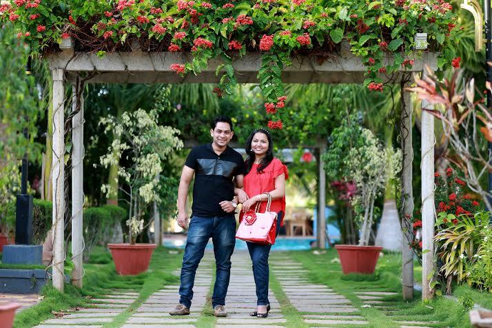 Couple Portrait by Dilip Wedding-photography | Weddings Photos & Ideas