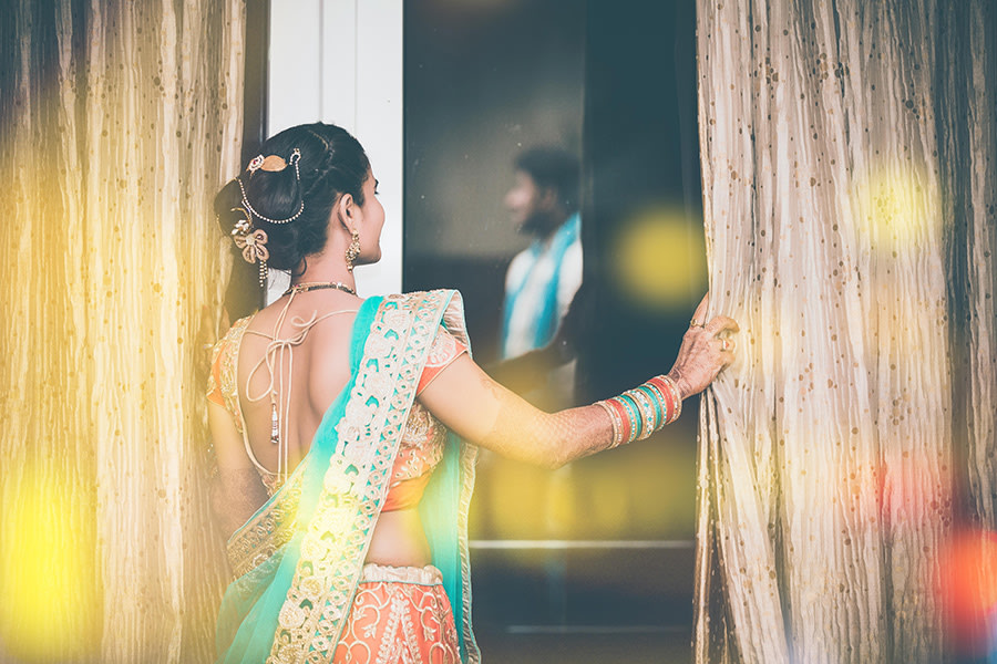Back Pose by Dilip Wedding-photography | Weddings Photos & Ideas
