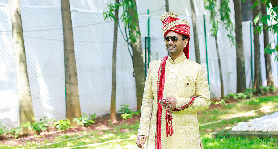 Groom Shots by Dilip Wedding-photography | Weddings Photos & Ideas