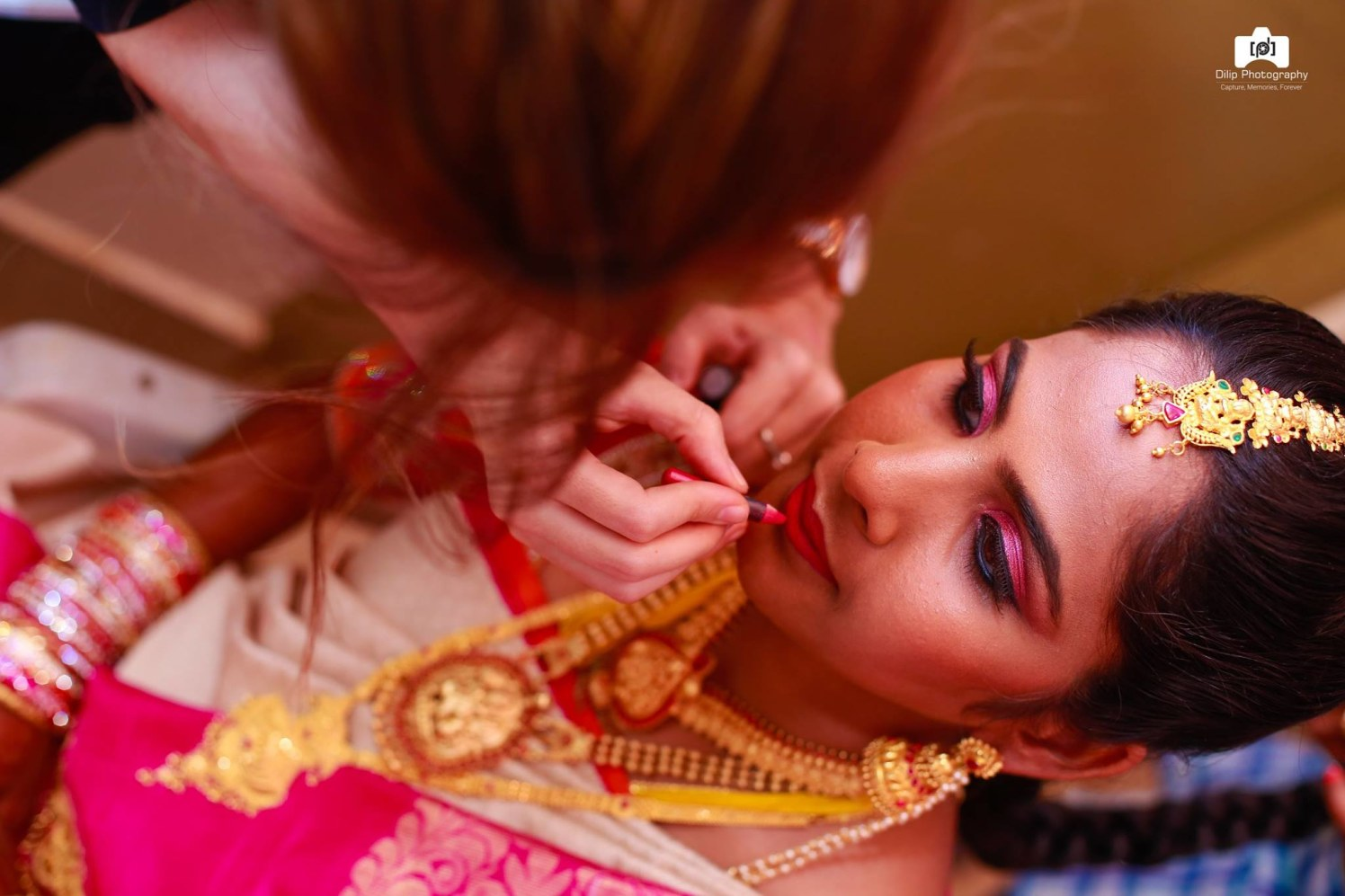 Getting Ready by Dilip Wedding-photography | Weddings Photos & Ideas