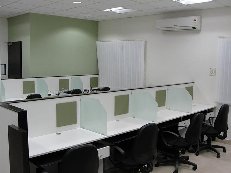 Classy Office Work Area by Jerry Meshach J Modern | Interior Design Photos & Ideas