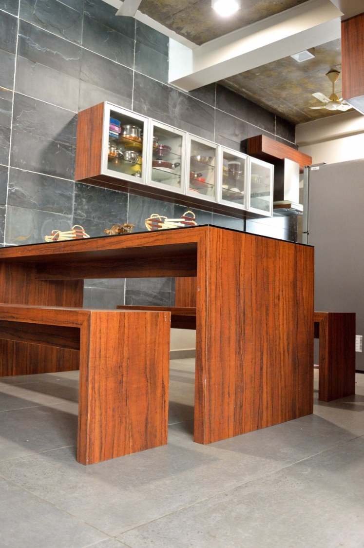 Customize Dining Table by Jerry Meshach J Dining-room Modern   Interior Design Photos & Ideas