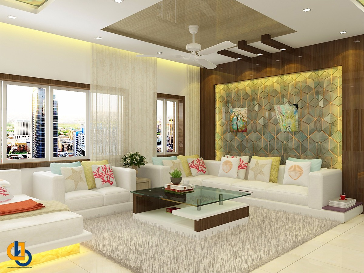 Eclectic Living Room by Sanjay Raj Jain Living-room Eclectic | Interior Design Photos & Ideas