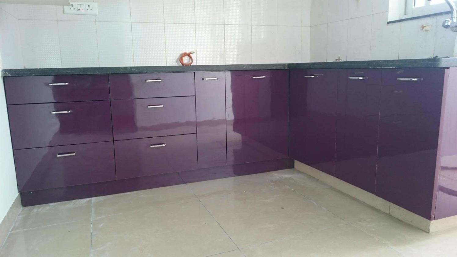 Kitchen Cabinets by 12 Square Interiors  Modular-kitchen | Interior Design Photos & Ideas