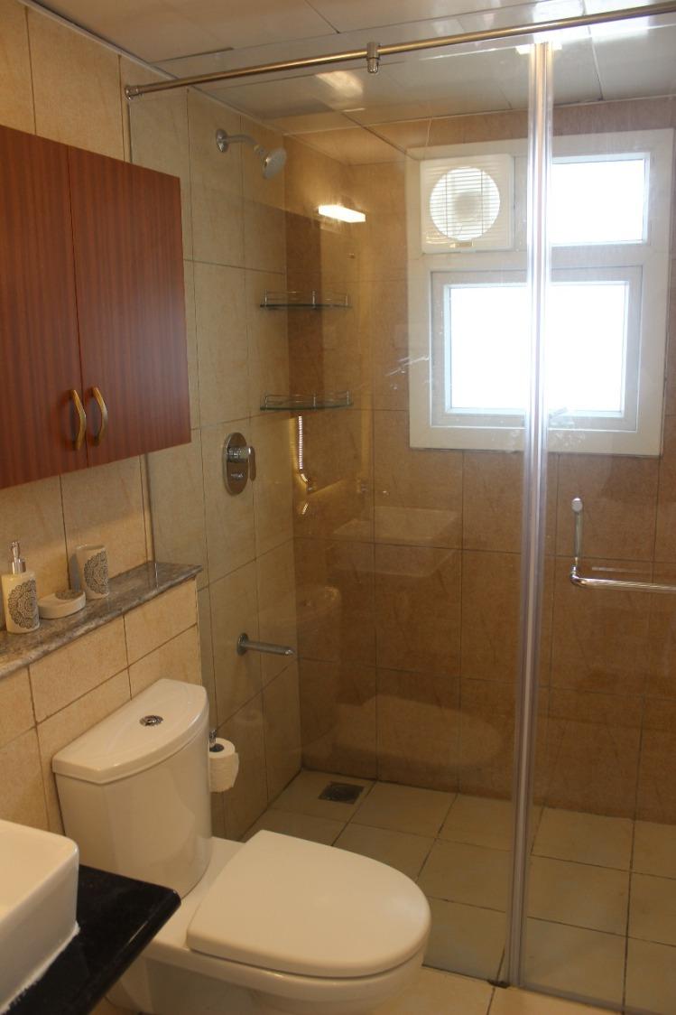 Compact Bathroom by 12 Square Interiors  Modern | Interior Design Photos & Ideas