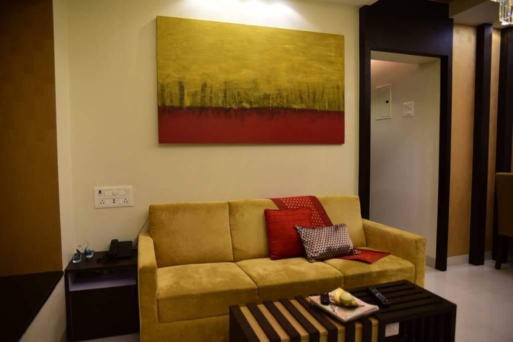 Living Room Space by Namah Design Studio  Living-room | Interior Design Photos & Ideas