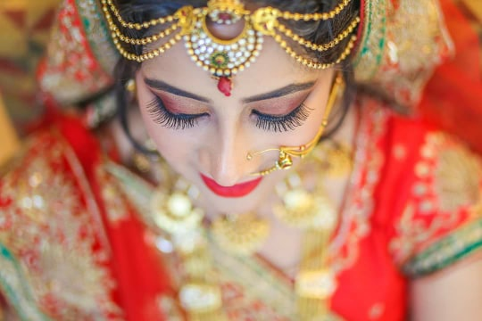 Bridal makeup and accessories! by Bunker Bowy Photography Wedding-photography | Weddings Photos & Ideas