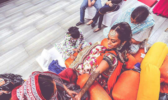 Mehendi shot! by Bunker Bowy Photography Wedding-photography | Weddings Photos & Ideas