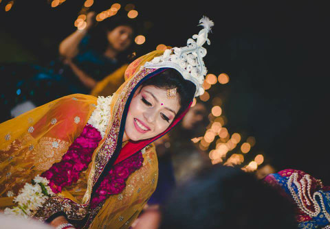 Bengali bride! by Bunker Bowy Photography Wedding-photography | Weddings Photos & Ideas