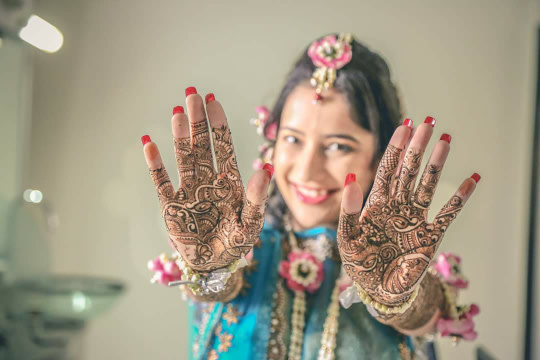 Mehendi palms! by Bunker Bowy Photography Wedding-photography | Weddings Photos & Ideas