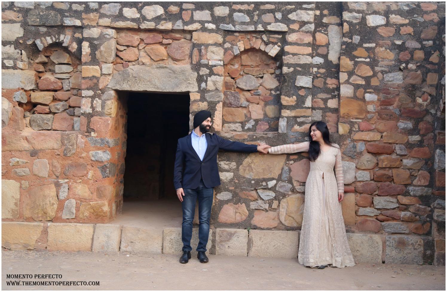 Our Story Started On A Sunny Day by Preeti Sharma Wedding-photography | Weddings Photos & Ideas