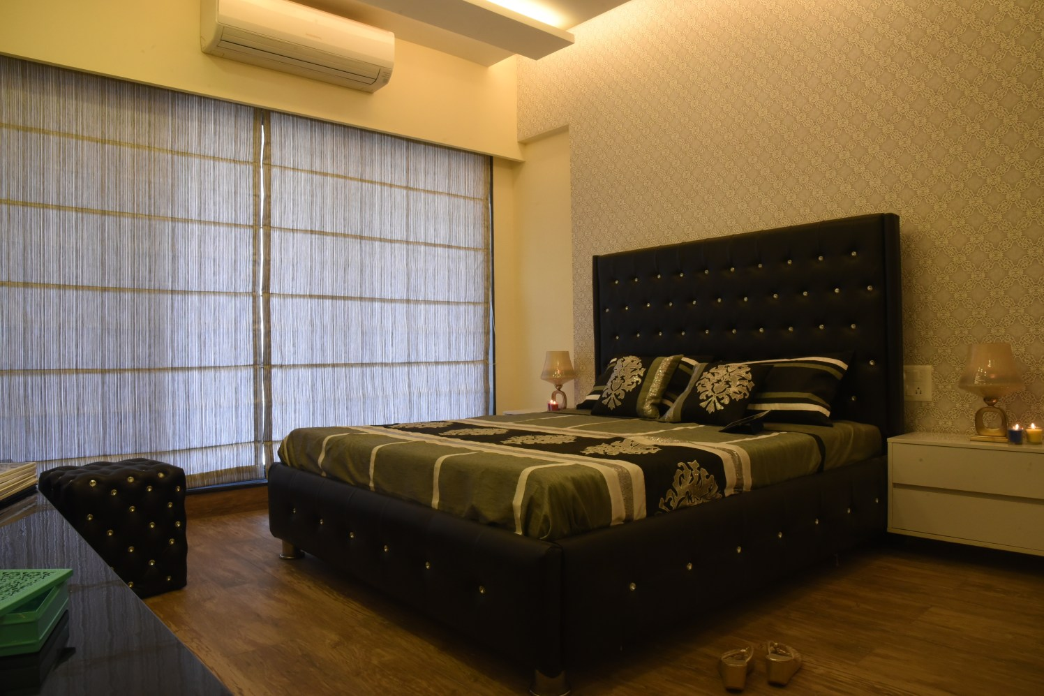 Splendid Bedroom by Himanshi Bedroom Modern | Interior Design Photos & Ideas