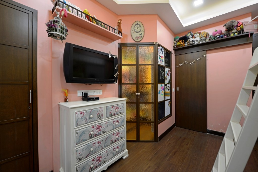 Classy Kids Room by Himanshi Bedroom Modern | Interior Design Photos & Ideas