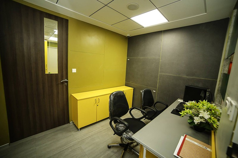 Small Meeting Room by DesignStory | Interior Design Photos & Ideas
