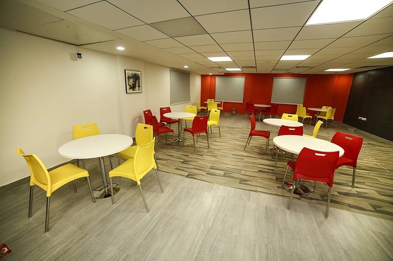 Cafeteria by DesignStory | Interior Design Photos & Ideas