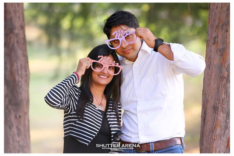 Peppy couple by SHUTTER ARENA Wedding-photography | Weddings Photos & Ideas